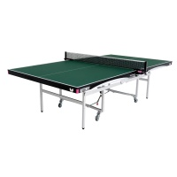 Butterfly Indoor Space Saver 22 Rollaway Table Tennis Table (Wheelchair Friendly) - Green