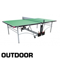 Butterfly Outdoor Spirit 12 Rollaway Table Tennis Table