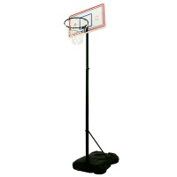 Sure Shot Little Shot Basketball Unit with EB Backboard