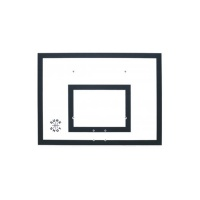 Sure Shot Euro Rectangular Basketball Backboard (Single Unit)