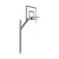 Galvanised Eurocourt Basketball Unit