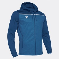Macron Aether Full Zip Hooded Jacket