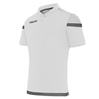 Macron Shofar Cotton Polo Shirt