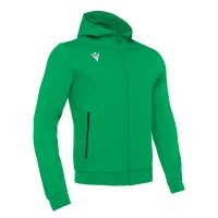 Macron Cello Cotton Full Zip Hoody