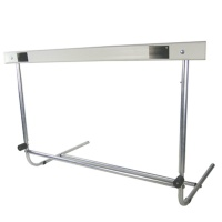 Roll Back Aluminium Hurdle