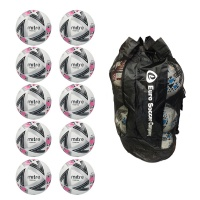 Sack of 10 Mitre Ultimatch Plus Match Balls