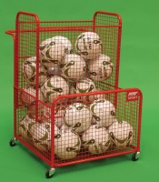 Ball Picker Trolley