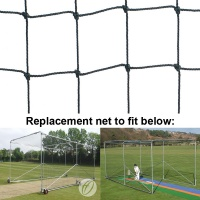 Replacement net for Harrod Premier Portable Cricket Cages