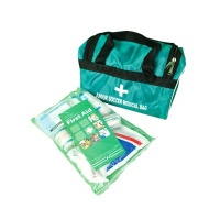 Diamond Club Jnr Medical Kit & Bag