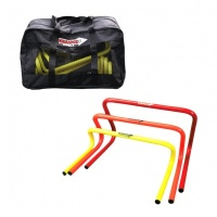 Diamond Agility Training Hurdles Set (10 Hurdles & Bag)