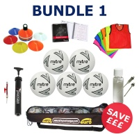 Euro Football Training Equipment Bundle 1