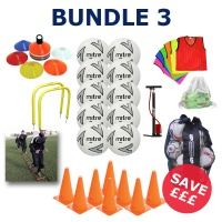 Euro Football Training Equipment Bundle 3