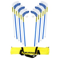 Eurohoc Floorball Club Set with Bag or Stick only