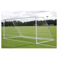 Harrod Heavyweight Freestanding Steel Football Goal Posts (16 x 7ft / 4.88 x 2.13m) FBL060 (Pair)