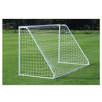 Harrod Freestanding Steel Football Goal Posts (16 x 6ft / 4.88 x 1.83m) FBL138 (Pair)