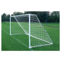 Harrod Folding Freestanding Steel Football Goal Posts (16 x 6ft / 4.88 x 1.83m) FBL142 (Pair)
