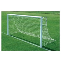 Harrod 3G Socketed Aluminium Stadium Football Goal Posts (16 x 7ft / 4.88 x 2.13m) FBL242 (Pair)