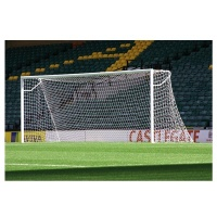 Harrod 3G Club Socketed Aluminium Stadium Goal Posts Can fit Elbow Supports (24 x 8ft / 7.32 x 2.44m) FBL548CLUB (Pair)