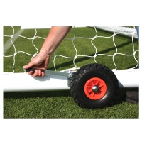 Harrod Flip Over Wheels For STEEL FREESTANDING FOOTBALL GOALS (FBL556) (Set of 8)