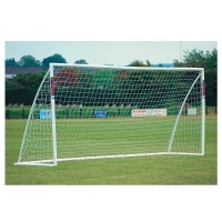 Samba 7-a-side Locking Corners Mini Soccer Goal (12 x 6ft / 3.66 x 1.83m)