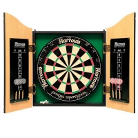 Harrows Pro's Choice Complete Darts Board Set