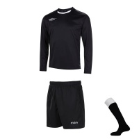 Mitre Zone Referee Set (Shirt, Short & Sock)