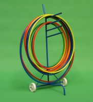 Mobile Hoop Carrier