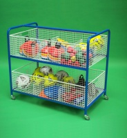 Multi Purpose Storage Trolley