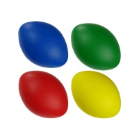 Foam Moulded Rugby Balls