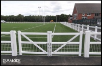 Duralock Pair of 2m Wide Gates