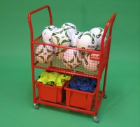 Play Equipment Trolley