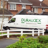 Duralock Post & 2 Rail (950mm High)