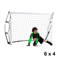 Quickplay Kickster Academy Football Goal (6ft x 4ft)