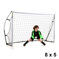 Quickplay Kickster Academy Football Goal (8ft x 5ft)