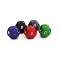 Precision Twin Handled Medicine Ball