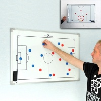 Precision Magnetic Double Sided Tactic Board (60 x 90cm)