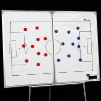 Precision Extra Large Double Sided Tactic Board (90 x 120cm)