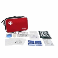 Precision First Aid Grab Kit And Bag