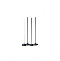 (SPECIAL PRICE) Rounders Post & Base Set of 4