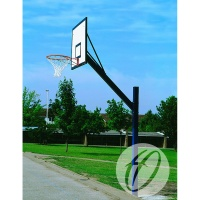 Harrod Cantilever Basketball Posts (Pair) (BAS04)