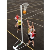 Harrod International Freestanding Netball Posts (Pair) (NBL040)
