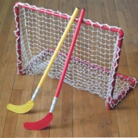 Eurohoc Floorball Goals (Pair) (90cmx45cm)