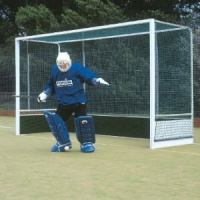 Harrod Heavy Freestanding Duty Aluminium Hockey Goals (HOC104)