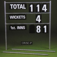 Portable Cricket Scoreboard ( phone for prices)