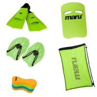 Maru Ultimate Junior Swimming Training Equipment Pack