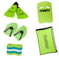 Maru Ultimate Senior Swimming Training Equipment Pack